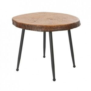 Table d'appoint Dublin - Naturel