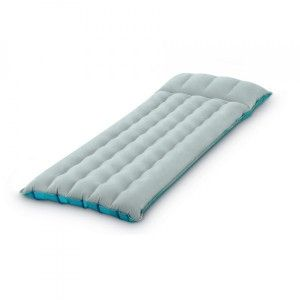 Matelas de camping gonflable Fiber Tech 1 place - Intex