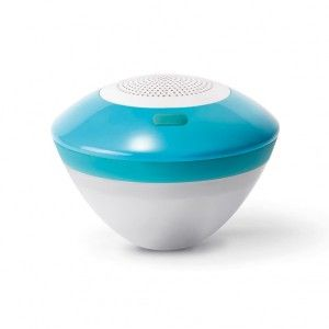 Enceinte LED flottante - Intex
