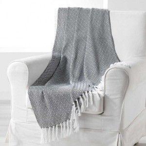 plaids et jet s plaid polaire plaid imitation fourrure eminza. Black Bedroom Furniture Sets. Home Design Ideas