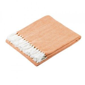Fouta Ikati - Orange