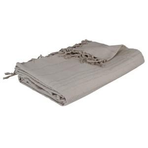 jet de canap 250 cm romance noir d co textile eminza. Black Bedroom Furniture Sets. Home Design Ideas