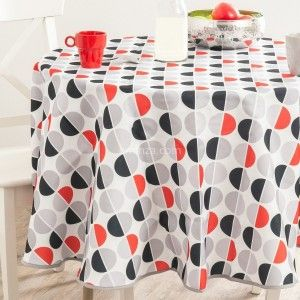 nappe de table ovale linge de table eminza. Black Bedroom Furniture Sets. Home Design Ideas