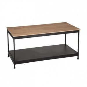 Table basse Joris Noir