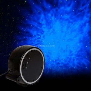 Proiettore laser Galaxy Multicolore 2 LED