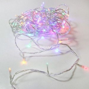 Luces de Navidad Timer 40 m Multicolor 400 LED CT