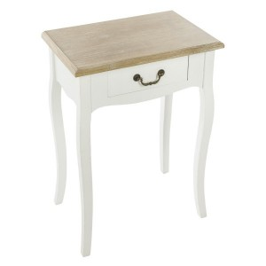 Table de chevet Chrysa Blanche