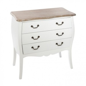 Commode Chrysa Blanc