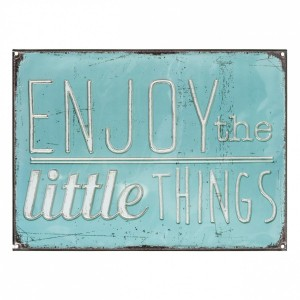 Sticker Little thing blu