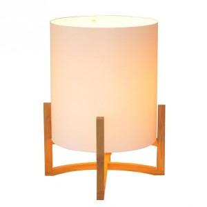 Lampe À Blanc Moki Poser Eminza OknX80wP