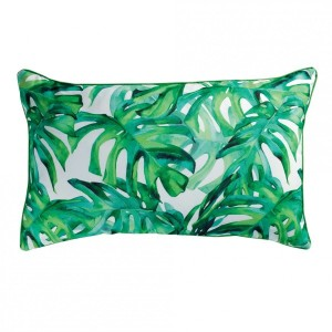 Coussin rectangulaire Carvenao Vert