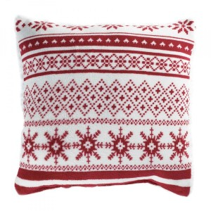 Coussin (40 cm) Finland Rouge