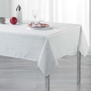 Mantel rectangular (L240 cm) Filiane Blanco