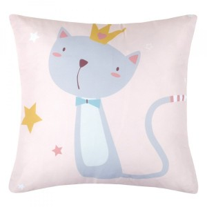Coussin (40 cm) Louise Rose