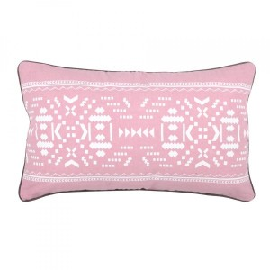 Coussin rectangulaire Hawk Rose