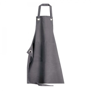 Tablier avec poche Cookin Gris anthracite