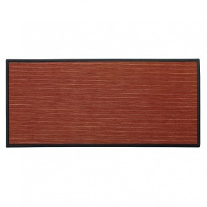 Tapis multi-usage (110 cm) Manoka Rouge tomette