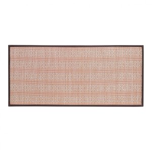 Tapis multi-usage (110 cm) Panam Rouge tomette