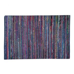 Tapis tissé main (180 cm) Madrid Multicolore