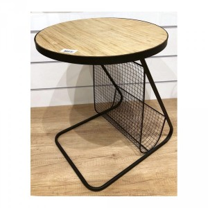 Table d'appoint Range revues Naturel