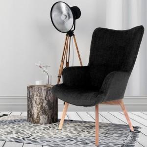 Tabouret Newton Gris anthracite - Chaise et tabouret - Eminza