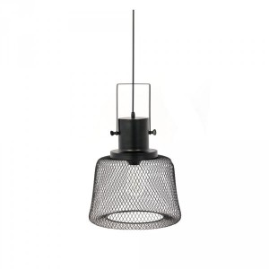 Suspension Cloche Noire