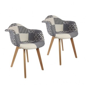 images/product/300/067/3/067361/lote-de-2-sillones-patchwork-negro-y-blanco