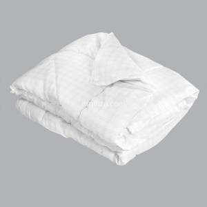 Couette (240 cm) Relaxante Blanc
