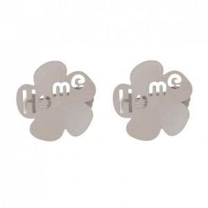 Lot de 2 pinces Home Taupe