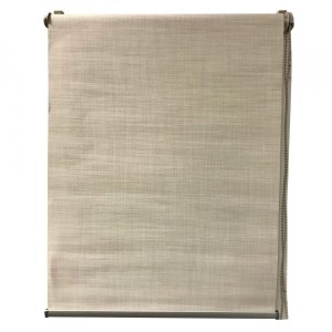 Estor enrollable semi opaco (90 x 180 cm) Alu Beige