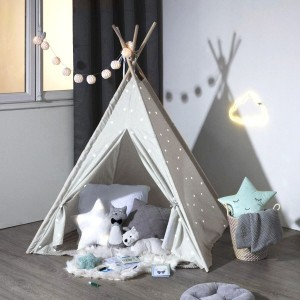 Tipi Glow-in-the-Dark Beige