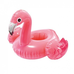 Porte verre Flamand Rose - Intex
