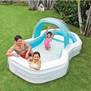 Piscine gonflable Aqua Intex