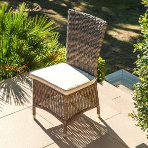 Chaise de jardin - Salon de jardin, table et chaise - Eminza