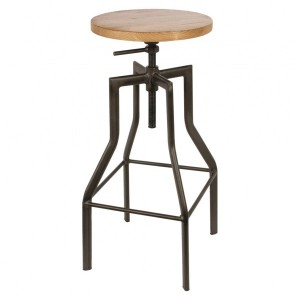 Tabouret de bar Ace Naturel