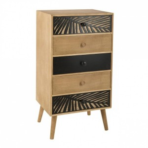 Mueble con cajones Living Natural