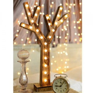 Arbre Lightly Blanc chaud 24 LED
