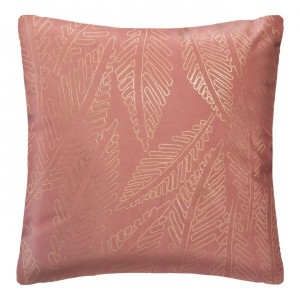 Coussin velours (40 cm) Or Tropic Rose blush