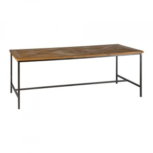 Table de repas Corte Marron