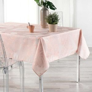 Nappe rectangulaire (L240 cm) Veggy Rose