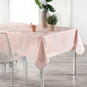 Nappe rectangulaire (L300 cm) Veggy Rose