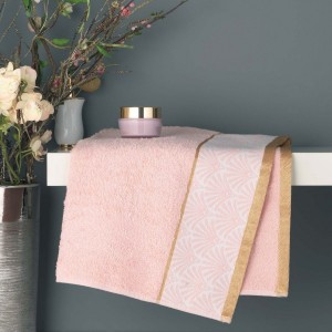 Serviette de bain (50 x 90 cm) Goldy Rose
