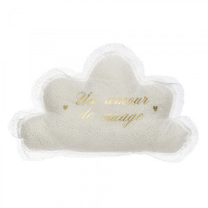 Coussin Nuage Blanc