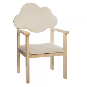 Chaise Nuage Blanche