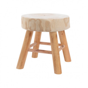 Tabouret Majestic Naturel