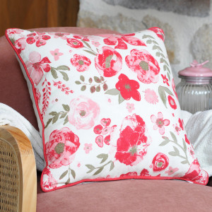 Coussin (40 cm) Coventry Rose