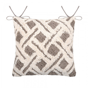 Coussin de chaise Tarawa Taupe