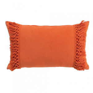 Coussin rectangulaire Salma Orange