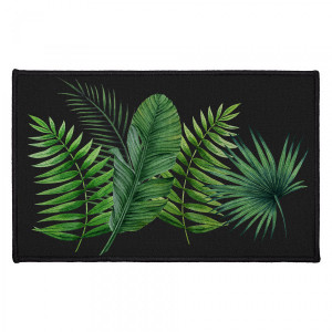 Tappeto multiuso (80 cm) Tropical Green Verde