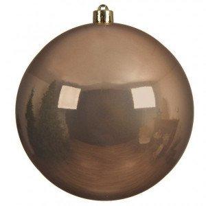 Boule de Noël (D140 mm) Alpine Camel